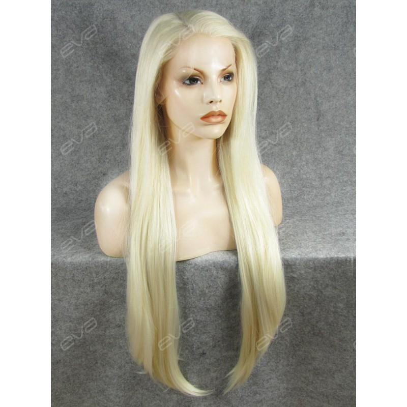 Straight Long Black Wigs For Sale
