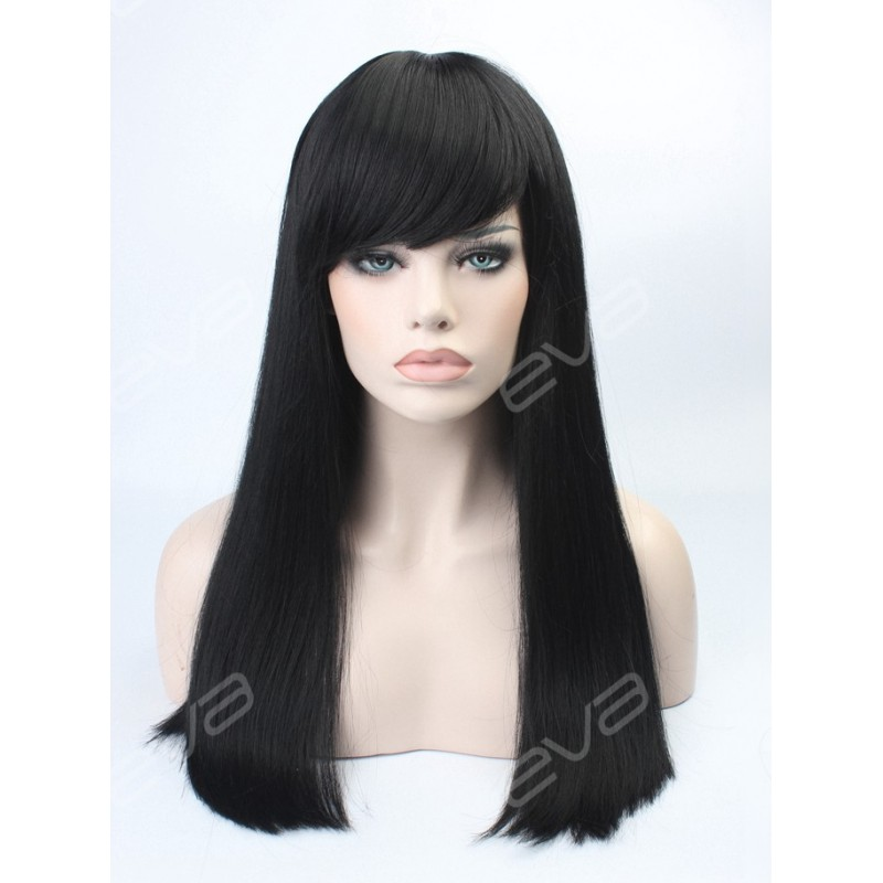 Come Back Limited Amount Classic Black Long Straight
