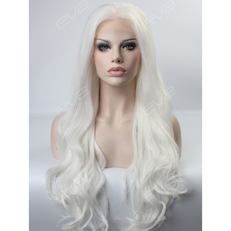 White Girl Lace Front Wig Lace Front Wig Secret
