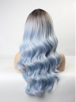 Ombre Wavy Capless Synthetic Wig 3 Colors Available