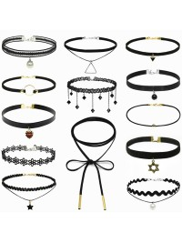2017 Hot Instagram Chokers Sale (13pcs)