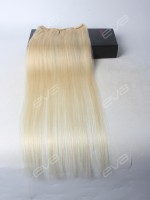 In stock - #613 Blonde Human Hair Clip In Hair Extension