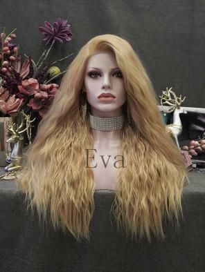 Evahair Twilight Long Wavy Synthetic lace Front Wig
