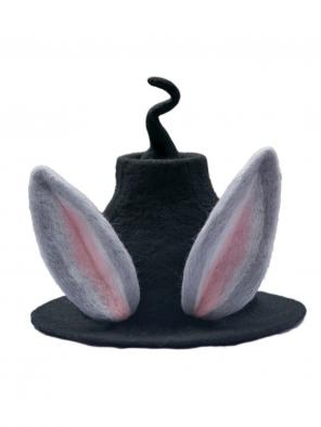 Magic Bunny Witch Mori Hat