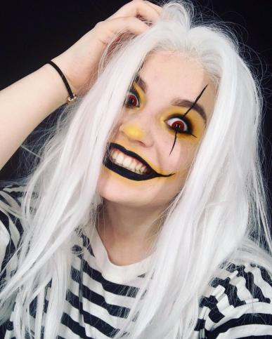 Horror Makeup , EvaHair