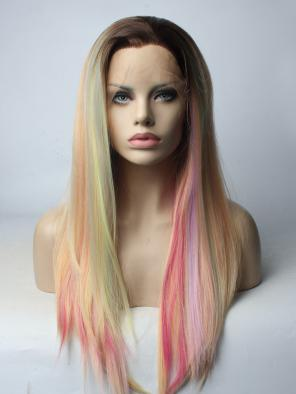 2018 New Unicorn Synthetic Lace Front Wig