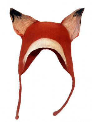 Cute Forest Red Fox Mori Hat
