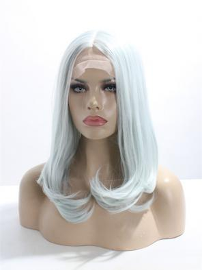 PASTEL MINT FASHION SHORT BOB SYNTHETIC WIG