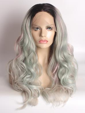 Unicorn Synthetic Lace Front Wig