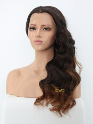 Fox Water Wavy Synthetic Lace Front Wig
